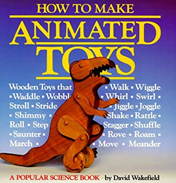 How to Make Animated Toys 9780943822945