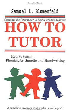 How to Tutor 9780941995016