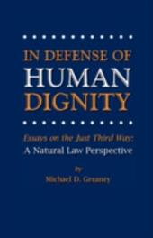 In Defense of Human Dignity 4239401