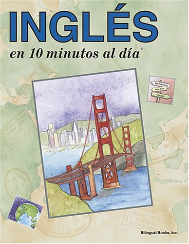 Ingles En 10 Minutos Al Dia = English in 10 Minutes a Day 9780944502303