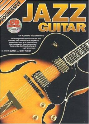 Jazz Guitar Bk/CD: For Beginning Jazz Guitarists 9780947183981