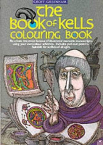 Kells Coloring Book 9780946005499