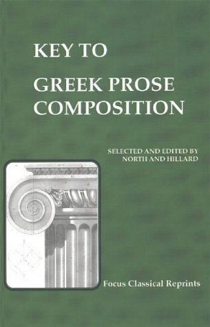 Key to Greek Prose Composition 9780941051903