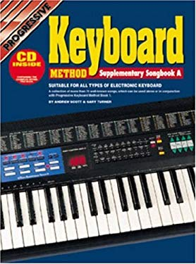 Keyboard Method Supp a Bk/CD: Suitable for All Types of Electronic Keyboard 9780947183936