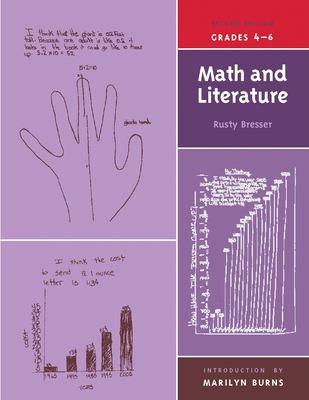 Math and Literature, Grades 4-6 9780941355681