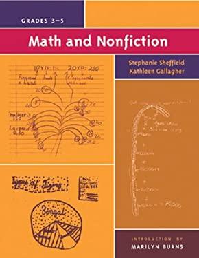 Math and Nonfiction, Grades 3-5 9780941355629