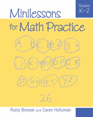 Minilessons for Math Practice, Grades K-2 9780941355742