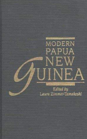 Modern Papua New Guinea 9780943549514