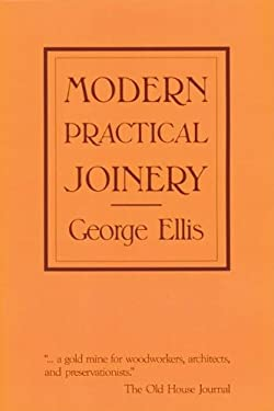 Modern Practical Joinery 9780941936088