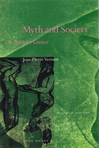 Myth and Society in Ancient Greece 9780942299175