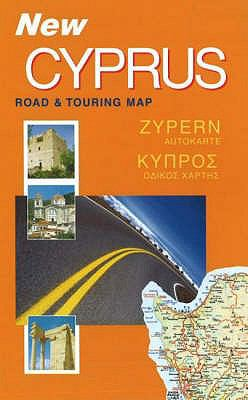 New Cyprus Road and Touring Map 9780948853005