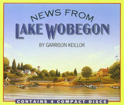 News from Lake Wobegon 9780942110388