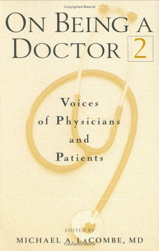 On Being a Doctor 2