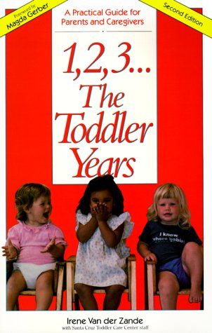 One Two Three the Toddler Years 9780940953239