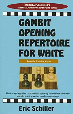 Opening Gambit Repertoire for White 9780940685789