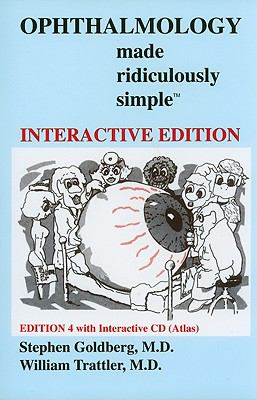 Ophthalmology Made Ridiculously Simple [With CDROM] 9780940780842