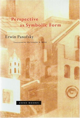 Perspective as Symbolic Form 9780942299533