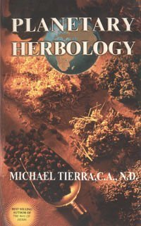 Planetary Herbology 9780941524278