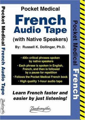 Pocket Medical French Audio 9780945585107