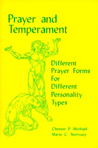 Prayer and Temperament: 9780940136021