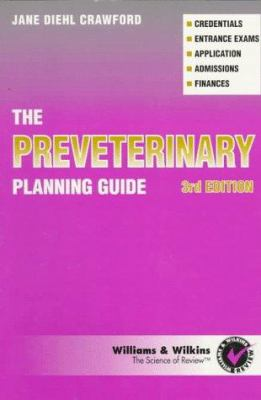 Preveterinary Planning Gde 3ed 9780941406406