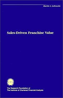 Sales-Driven Franchise Value 9780943205397