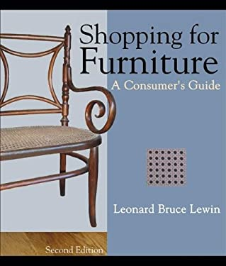 Shopping for Furniture: A Consumer's Guide 9780941936873