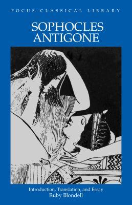 Sophocles' Antigone 9780941051255