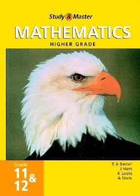 Study and Master Mathematics Grade 11 & 12 Hg 9780947465537