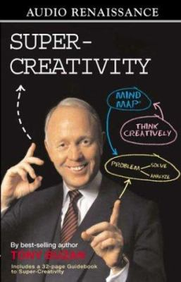 Super-Creativity: The Mind Map Method of Creative Problem Solving [With 32-Page Guidebook] 9780940687578