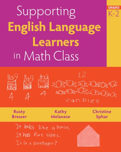 Supporting English Language Learners in Math Class, Grades K 9780941355841