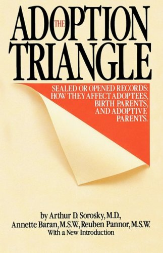 The Adoption Triangle 9780941770101
