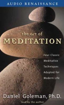 The Art of Meditation [With Meditation Guidebook] 9780940687738