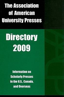 The Association of American University Presses Directory 9780945103226