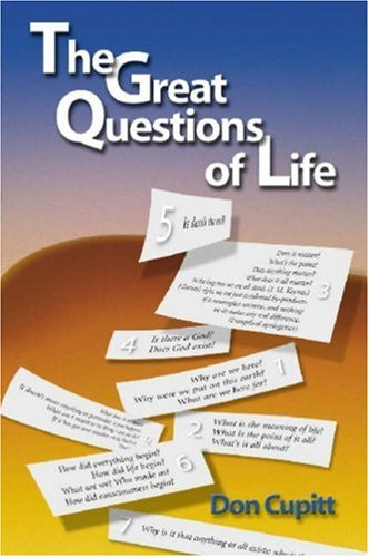The Great Questions of Life 9780944344569