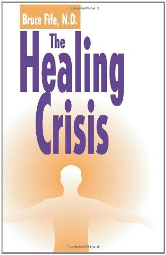 The Healing Crisis 9780941599337