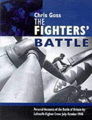 The Luftwaffe Fighters' Battle of Britain 9780947554811