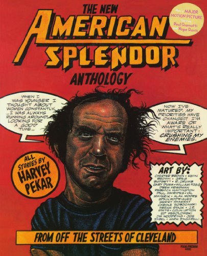 The New American Splendor Anthology: From Off the Streets of Cleveland 9780941423649