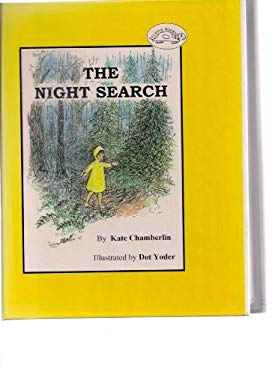 The Night Search, Print and Braille Ed. 9780944727331