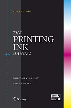 The Printing Ink Manual 9780948905810