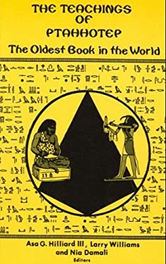 The Teaching of Ptahhoteps 9780945708025