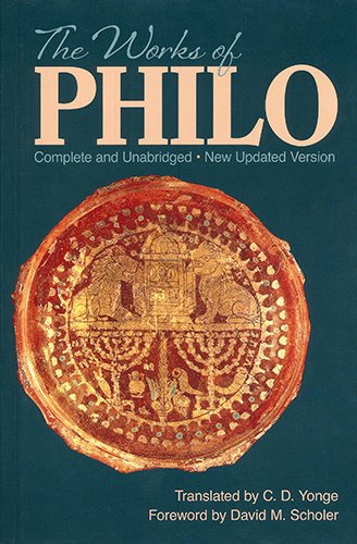 The Works of Philo: Complete and Unabridged 9780943575933
