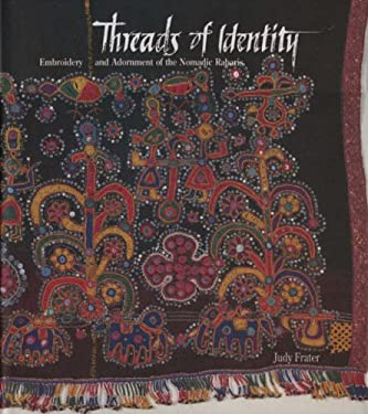 Threads of Identity: Embroidery and Adornment 9780944142479
