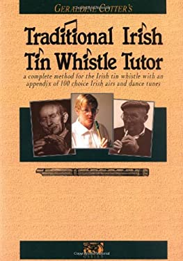 Traditional Irish Tin Whistle Tutor: Book Only 9780946005123