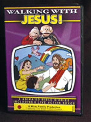 Walking with Jesus! DVD: Bible Stories for Children 9780943593111