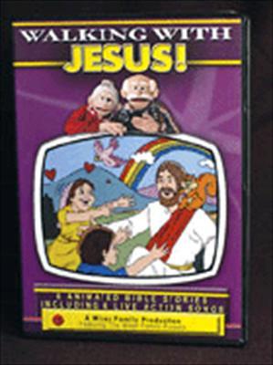 Walking with Jesus! DVD: Bible Stories for Children