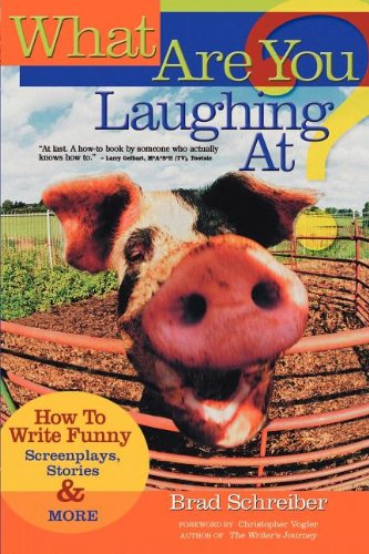 What Are You Laughing At?: How to Write Funny Screenplays, Stories, and More 9780941188838