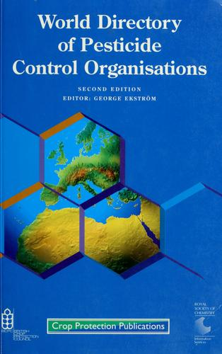 World Directory of Pesticide Control: