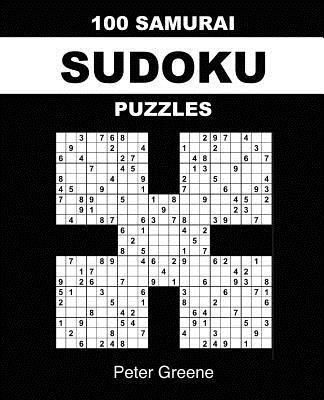 100 Samurai Sudoku Puzzles