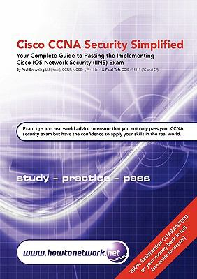 Cisco CCNA Security Simplified